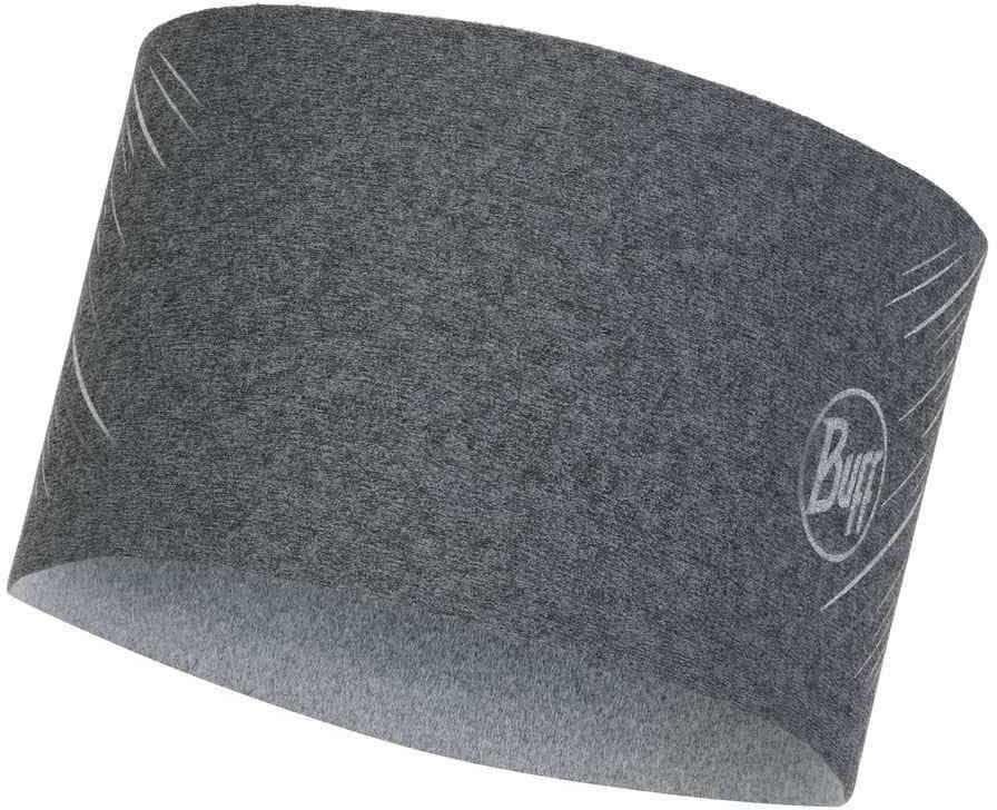 Повязки Флисовая спортивная повязка Buff Headband Tech Fleece R_Grey 118101.937.10.00.jpg