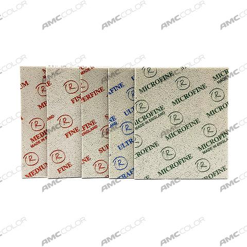 159611 RoxelPro Абразивная губка Softback 140 x 115мм, Super Fine