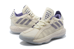 adidas Dame 6 'Tech Purple' Русский
