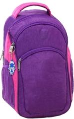 Рюкзак Bagland Лик 21 л. Фиолетовый/розовый (0055770)