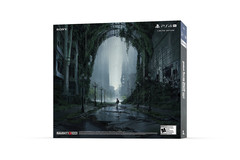 Sony PlayStation 4 Pro 1Тб (CUH-7208B) The Last of Us Part II Limited Edition + диск
