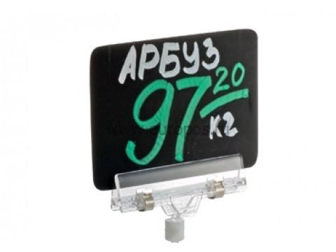Черная табличка для нанесения надписей BB A7