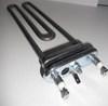 ТЭН универсальный 2050 W; 24 см с датчиком для стиральной машины Whirlpool и др.