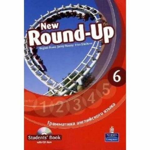 New Round-Up 6. Student's Book. (cd-rom pack) Учебник с диском