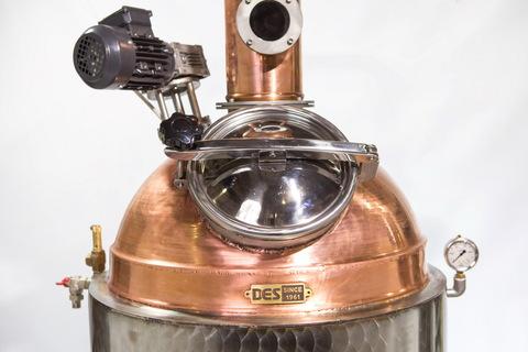 Дистиллятор медный Des Premium Dwpa 120 литров