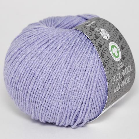 Пряжа Cool Wool Melange Lana Grossa