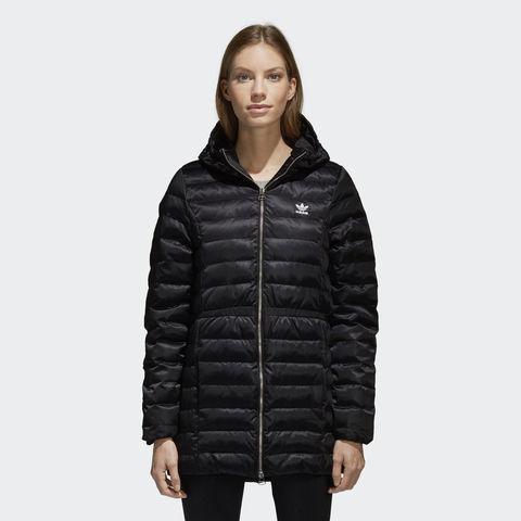 Пальто женское adidas ORIGINALS SLIM COAT