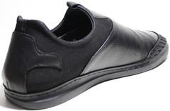 Мужские туфли слипоны летние Pandew.