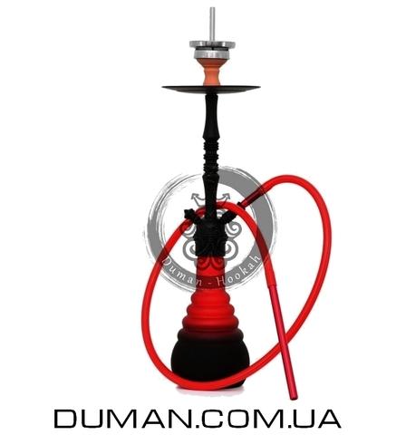 Кальян Amy 4-Stars 620 PSMBK-RD RED Mate