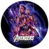 Soundtrack / Alan Silvestri: Avengers - Endgame (Picture Disc)(LP)