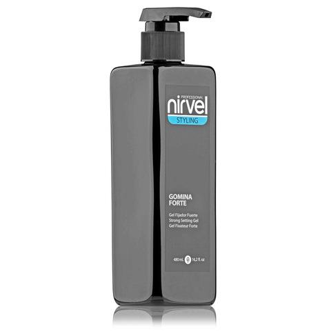 Nirvel Gomina Forte Strong Setting Gel 480 ml