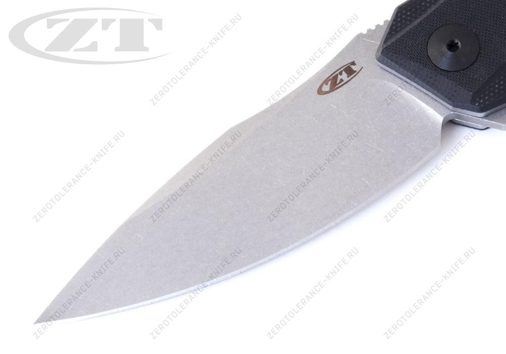 Нож Zero Tolerance 0357 - фотография