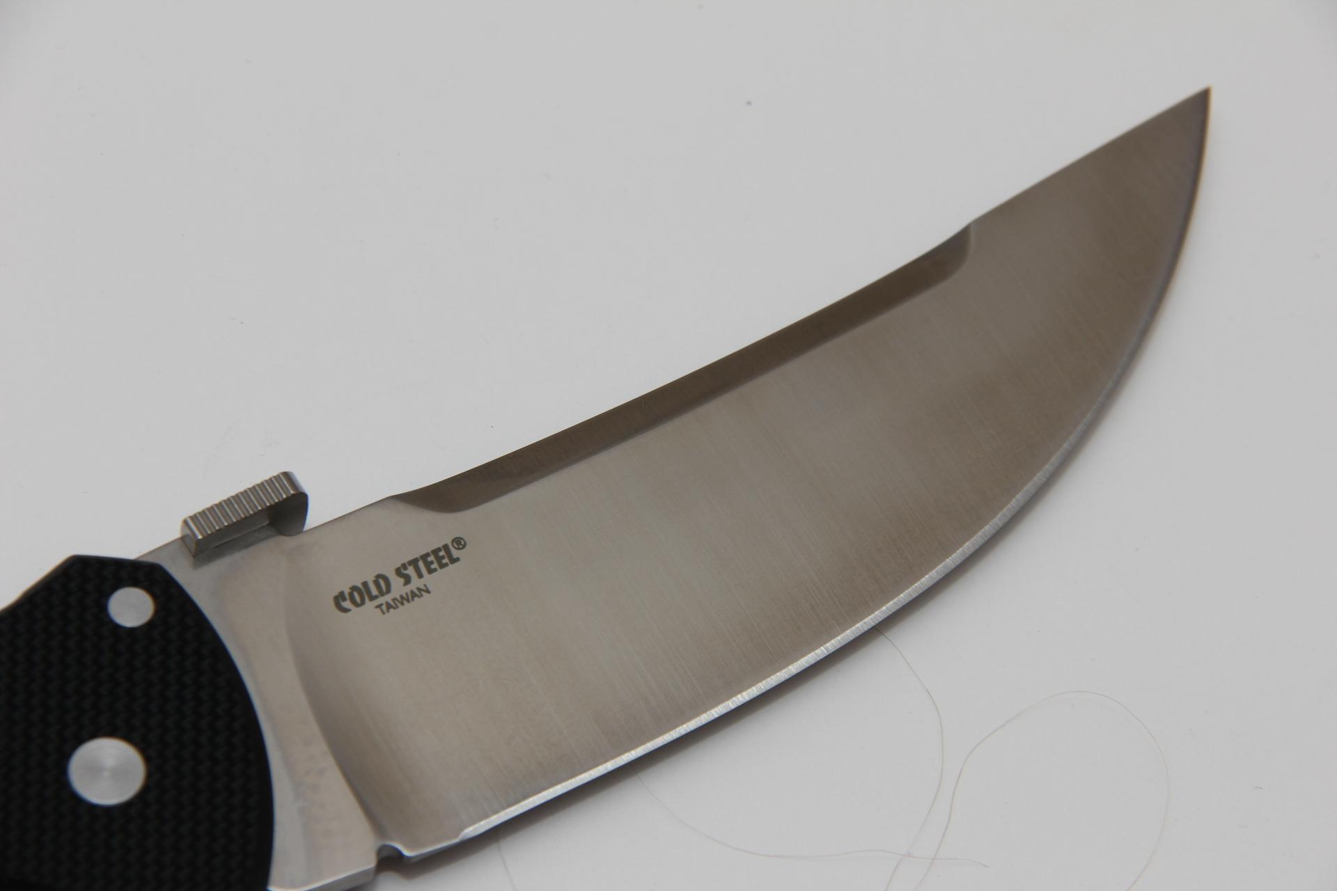 Нож Cold Steel модель CS21TTXL Talwar plain XL - фотография