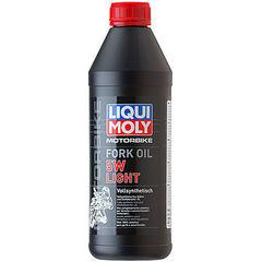 2716 LiquiMoly Синт.масло д/вилок и амортиз. Mottorad Fork Oil Light 5W(1л)