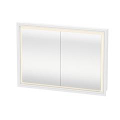 Зеркальный шкаф встраиваемый Duravit LC765200000 фото