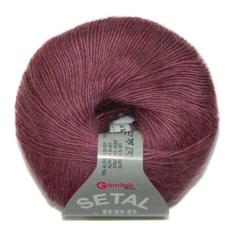 Купить Пряжа BBB Setal Код цвета 0019 | Интернет-магазин пряжи «Пряха»