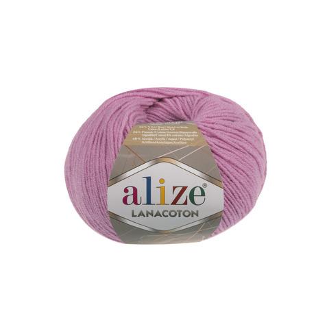 Купить Пряжа Alize Lanacoton Код цвета 098 | Интернет-магазин пряжи «Пряха»