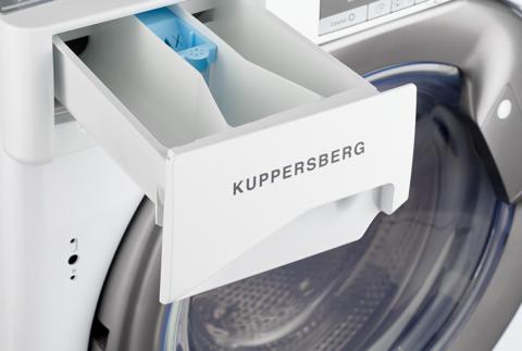 Встраиваемая стиральная машина с сушкой Kuppersberg WD 1488