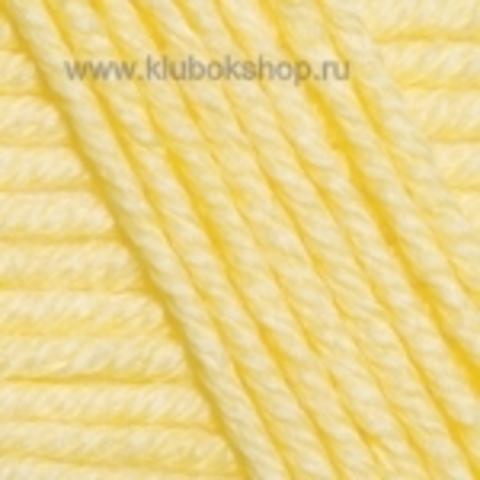 Пряжа Ideal YarnArt Светло-желтый 224