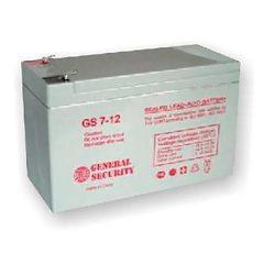 Аккумулятор резервного питания, свинцово-кислотный ZONT GS-7-12