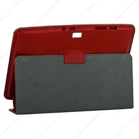Чехол-книжка Yoobao для Samsung Galaxy Note 10.1 N8000 - Yoobao Executive Leather Case Red