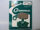 Тормозные колодки G-brake 05035S kawasaki zzr zxr zr zx kle er z750 1000 gpz
