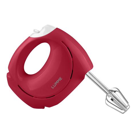 Миксер без чаши LUMME LU-1818 красный рубин