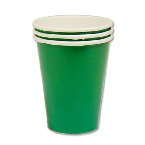 Стакан Festive Green 266мл 8шт