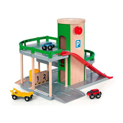 BRIO Паркинг для автомобилей