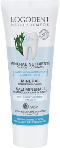 LOGODENT Минеральная зубная паста