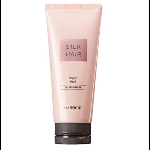 SAEM SILK HAIR R Маска для поврежденных волос Silk Hair Repair Pack 150мл