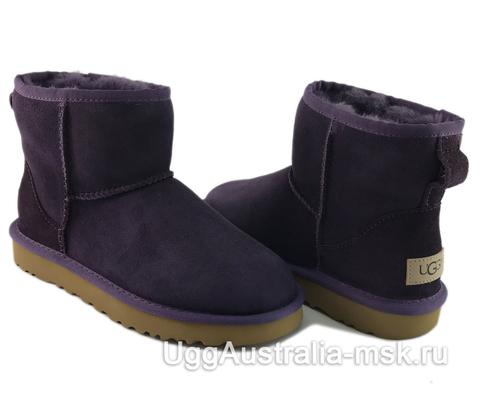 UGG Classic II Mini Purple