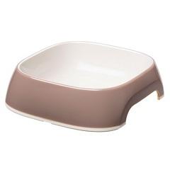 Пластиковая миска, Ferplast GLAM MEDIUM, сизо-серая 0,75 л