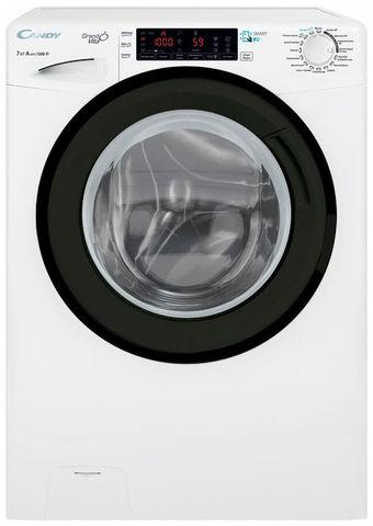 Узкая стиральная машина Candy GrandO Vita Smart GVF4 137TWHN/2-07