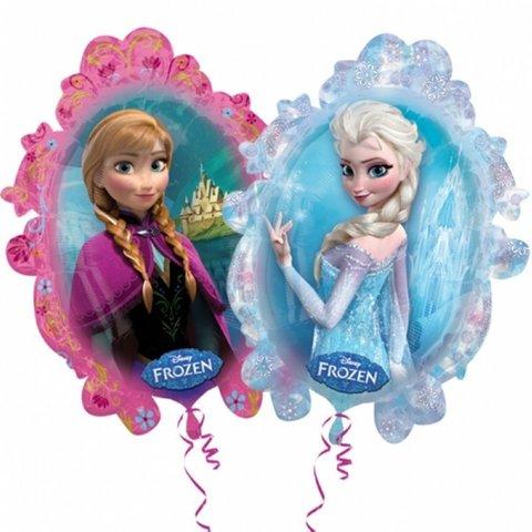 Фигура Зеркало Эльза и Анна, Холодное Сердце, 63 см