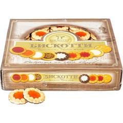Печенье Бискотти Коста браво с апельсиновым мармеладом 2 кг