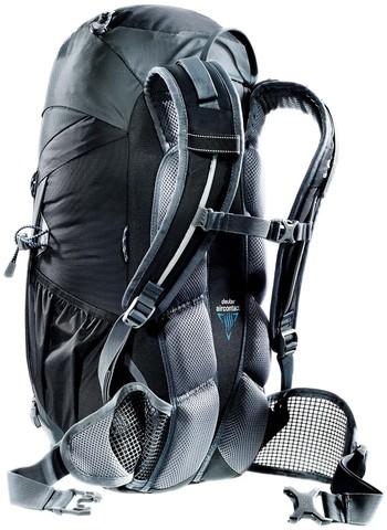 Картинка рюкзак туристический Deuter Act Trail 30 Black-Granite