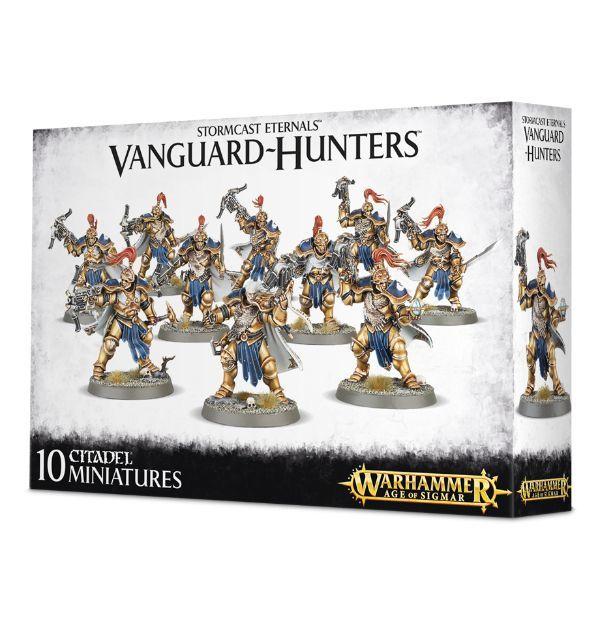 Vanguard-Hunters. Коробка