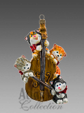 Котята-виолончелисты
