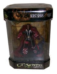 Spawn Burnt Special Edition
