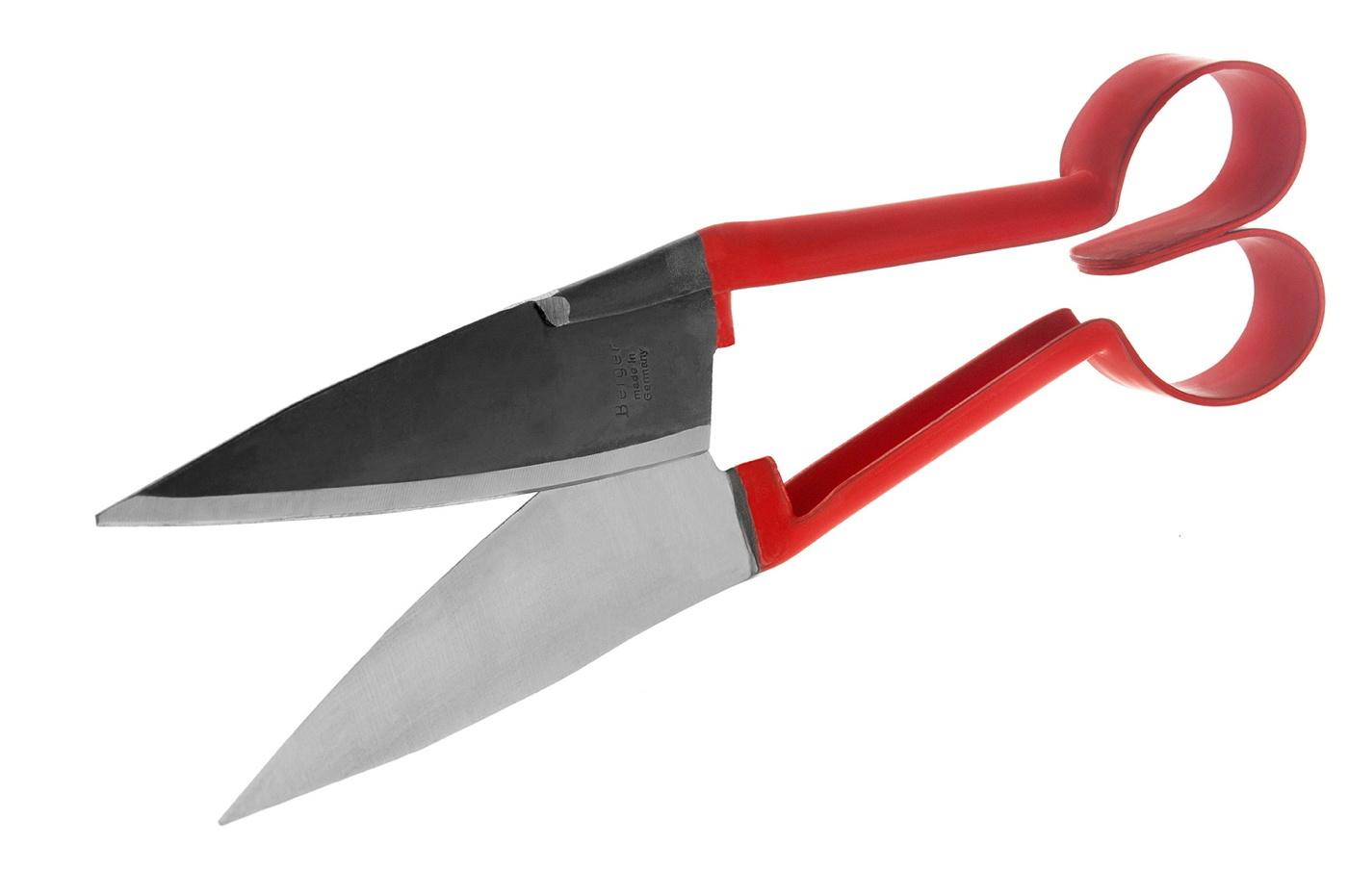 Ножницы для фигурной стрижки растений BERGER 27410