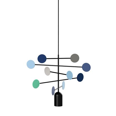 Подвесной светильник копия Lines & Dots LDS02 by Home Adventures