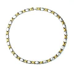 Мужская цепь из стали с магнитами BRUTALLINI JN250009+