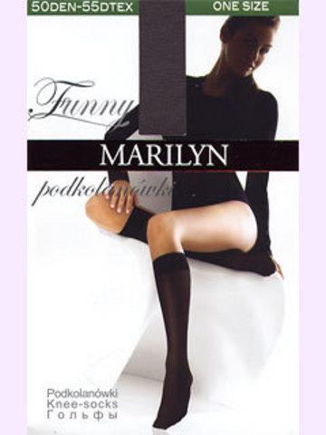 Гольфы Marilyn Funny 50