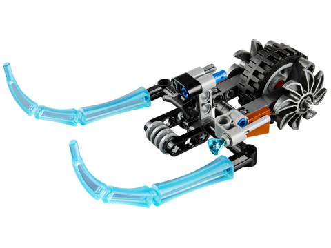 LEGO: Chima Саблецикл Стрейнора 70220 — Strainor's Saber Cycle — Лего Чима