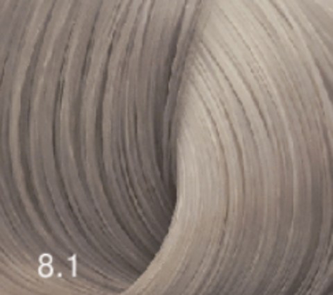 8.1 Бутикле 100 мл краска для волос