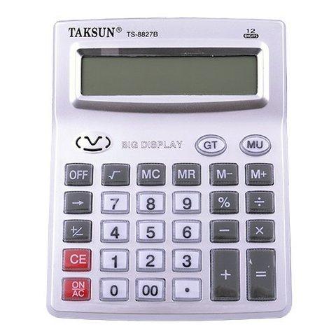 Калькулятор TS-8827B/KK-8872B - 12