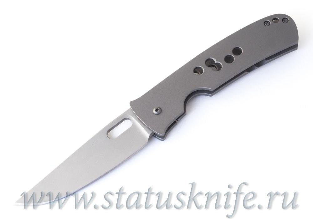 Нож Medium Covert Stellite 6K Tom Mayo