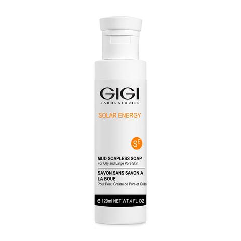 Мыло ихтиоловое для проблемной кожи GIGI SOLAR ENERGY: SE MUD SOAPLESS SOAP, 120 мл