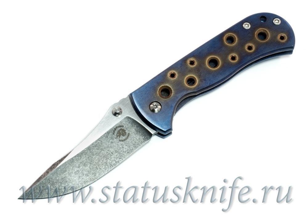Нож Talos Galaxy Les George / Raskind